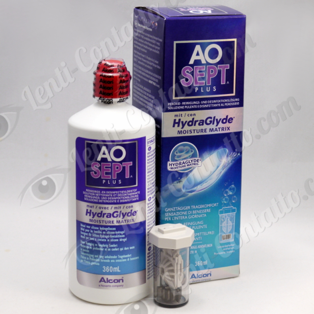 Alcon AO SEPT 360ml