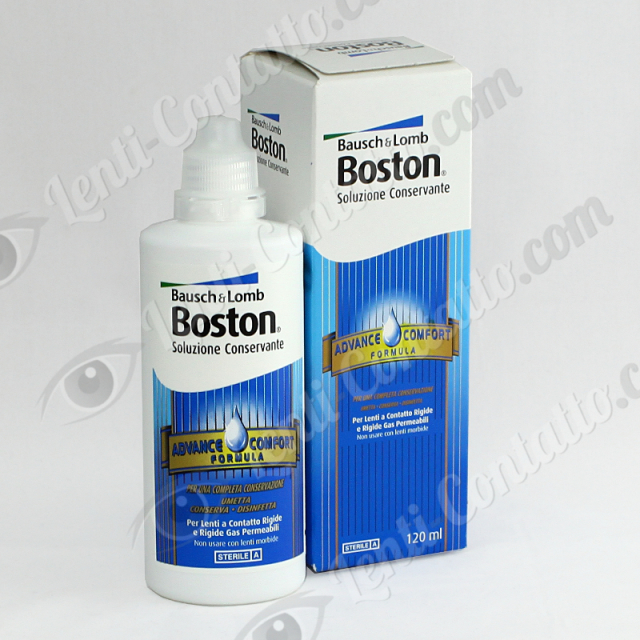 BOSTON ADVANCE CONSERVANTE Bausch&Lomb 120ml