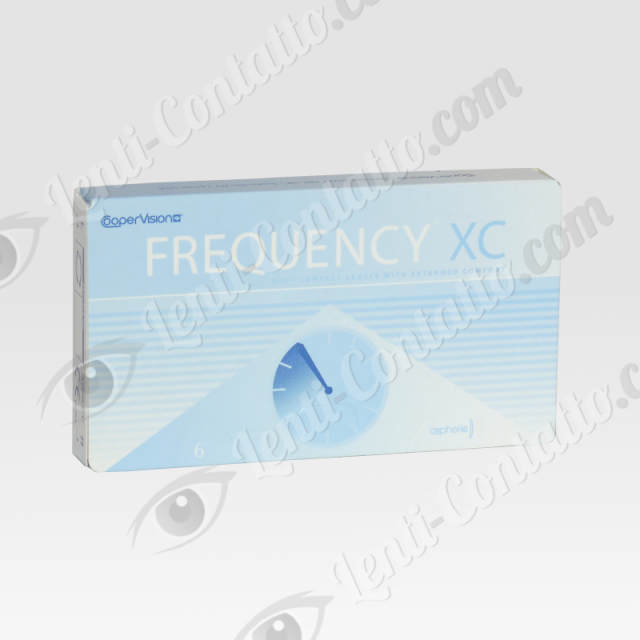 FREQUENCY XC CooperVision lenti-contatto 6 pz