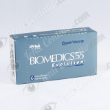 Coopervision_biomedics55_evolution_6lenti
