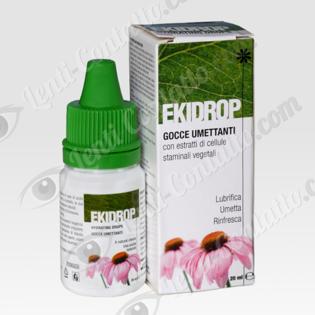 EKIDROP Soleko lacrime-artificiali 20 ml.