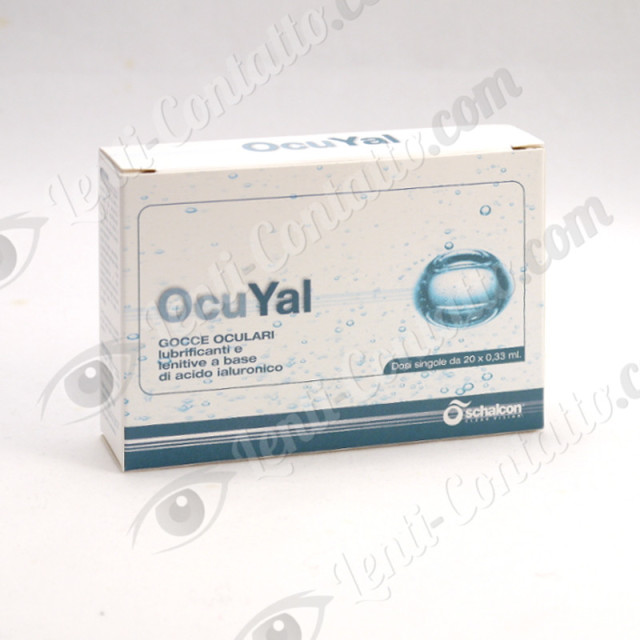 OcuYal Monodose Schalcon lacrime-artificiali 20×0.33ml