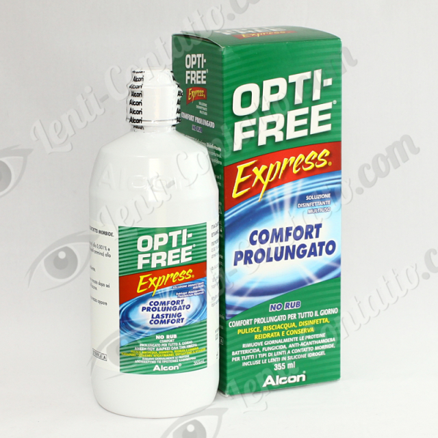 Alcon Ciba Vision OPTI-FREE EXPRESS 355ml.