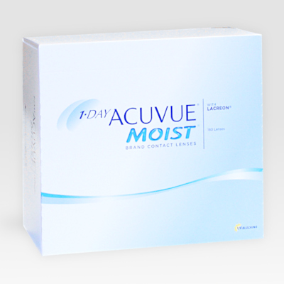 1DAY ACUVUE MOIST lenti-contatto 180 pz.