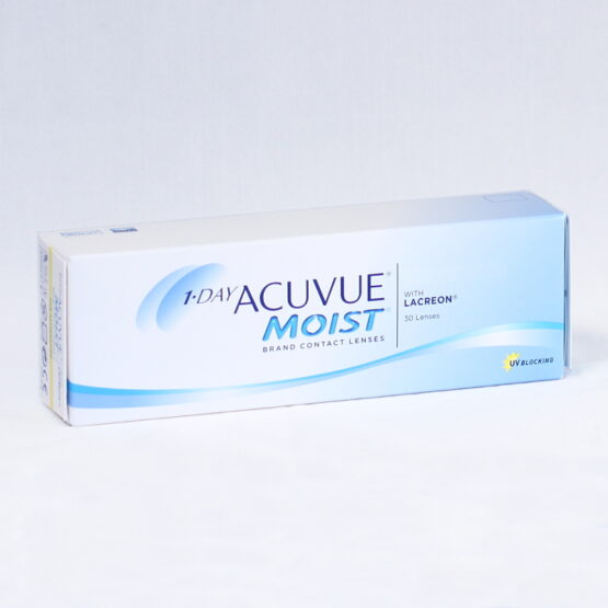1DAY ACUVUE MOIST lenti-contatto 30 lenti