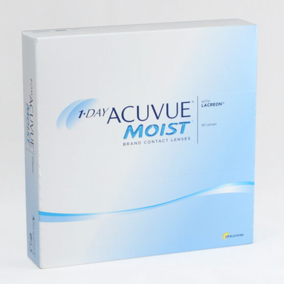 1DAY ACUVUE MOIST lenti-contatto 90 pz.