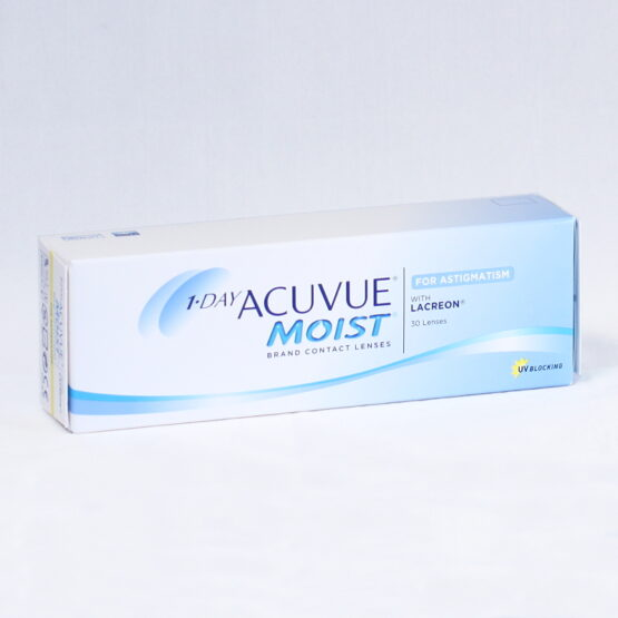 1DAY ACUVUE MOIST for ASTIGMATISM lenti-contatto 30 lenti