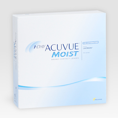 1DAY ACUVUE MOIST FOR ASTIGMATISM 90pz