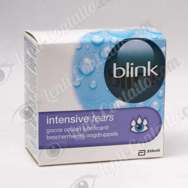Abbott BLINK INTENSIVE TEARS monodose 20×0.40 ml.