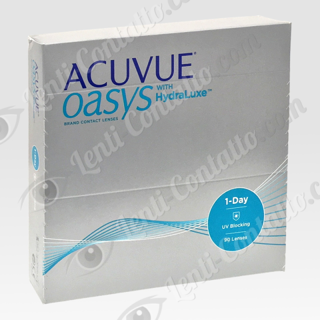 ACUVUE OASYS 1-DAY with Hydraluxe 90 lenti
