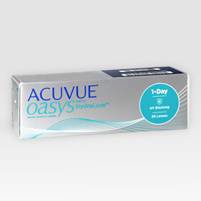 OASYS 1-DAY with Hydraluxe 30 lenti - ACUVUE