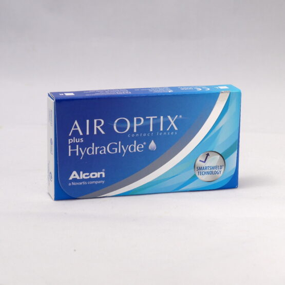 Alcon Ciba Vision AIR OPTIX PLUS HydraGlyde 6 lenti