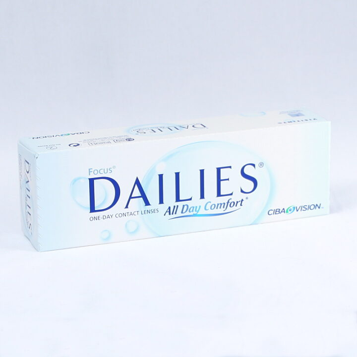 FOCUS DAILIES All Day Comfort Alcon Ciba Vision lenti-contatto 30 pz.