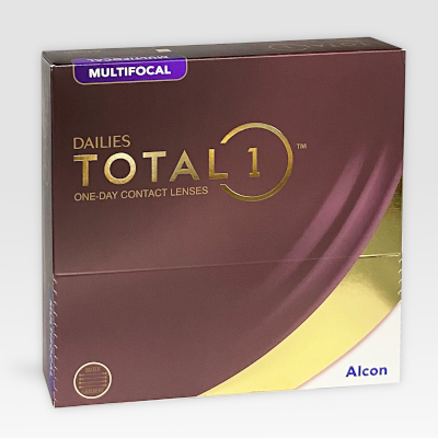 DAILIES TOTAL1 Alcon Ciba Vision Multifocal 90 lenti