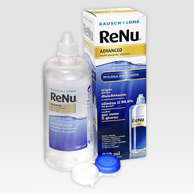 RENU ADVANCED 360ml L-C Bausch&Lomb