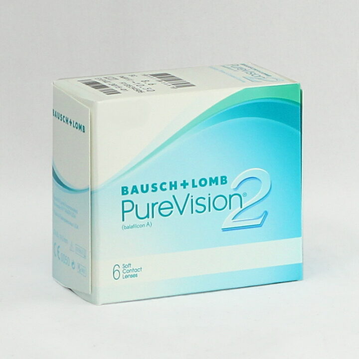 Bausch & Lomb PUREVISION 2 HD 6 pz.