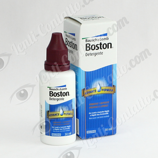 BOSTON ADVANCE DETERGENTE Bausch&Lomb 30ml