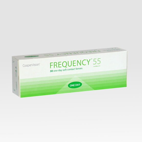 FREQUENCY 1 DAY CooperVision lenti-contatto 30 pz