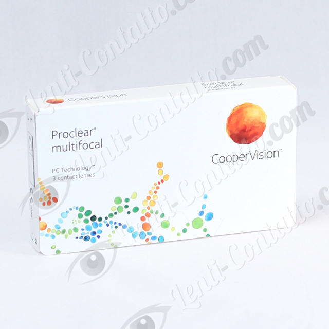 PROCLEAR MULTIFOCAL XR CooperVision lenti-contatto 3 pz