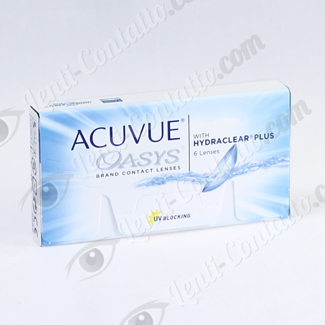 Johnson&Johnson_acuvue_oasys_6lenti