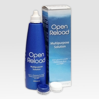 Safilens OPEN RELOAD 280ml