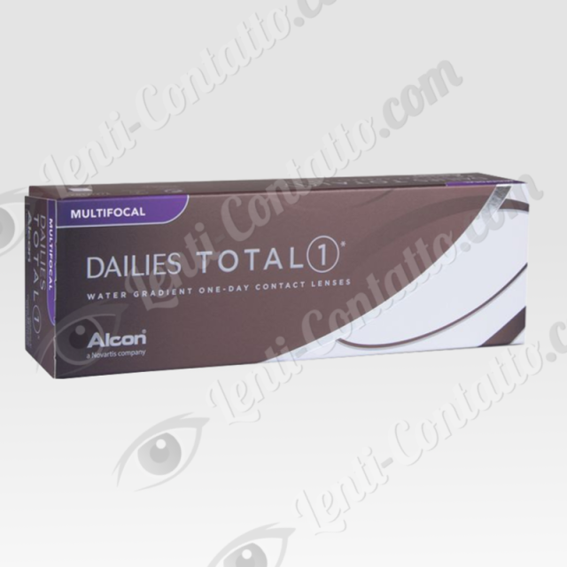 DAILIES TOTAL1 Alcon Ciba Vision Multifocal 30 lenti
