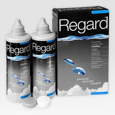 Regard Bi-Pack 2x355ml soluzione unica - VitaResearch