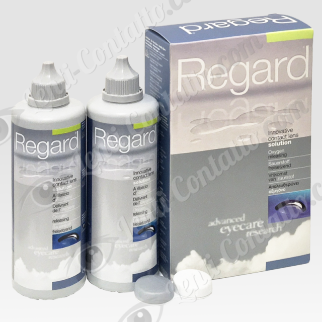 Regard Bi-Pack lenti-contatto VitaResearch 2x355ml